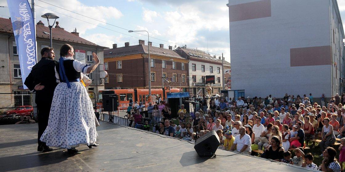 Folklor bez hranic Ostrava